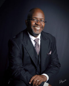 Pastor Walter Robertson, III