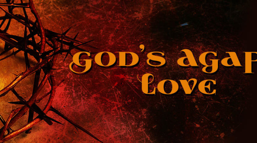 God's Agape Love