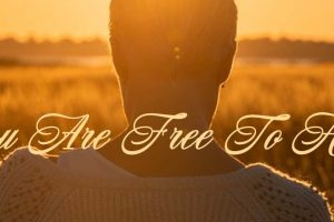 You Are Free To Heal