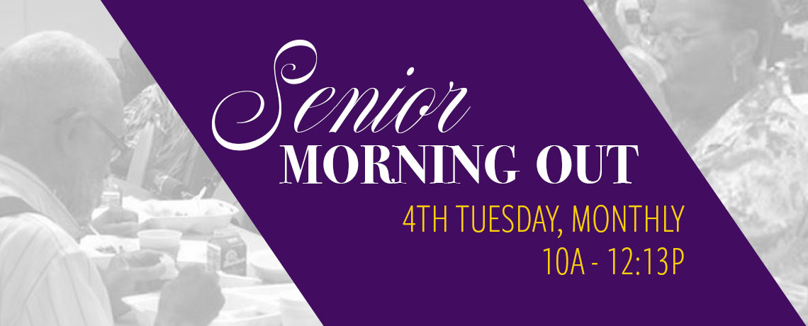 Senior Morning Out