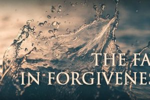 Favor In Forgiveness