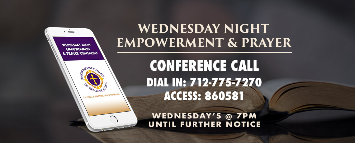 Wednesday Night Empowerment